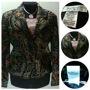 Katherine, New York - Vintage Ladies Jacket ,- XL